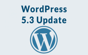WordPress 5.3 web4marketing